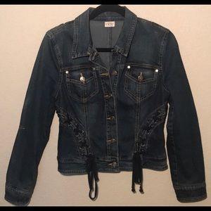 Cache Denim Jacket